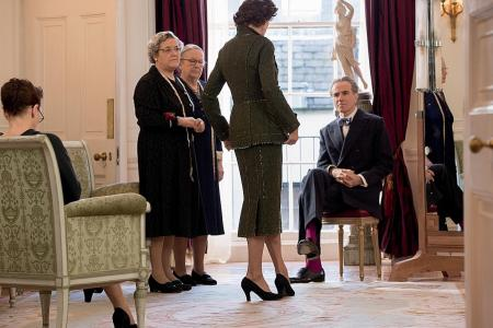 Phantom Thread's sewing pros are amateur actors alongside Day-Lewis