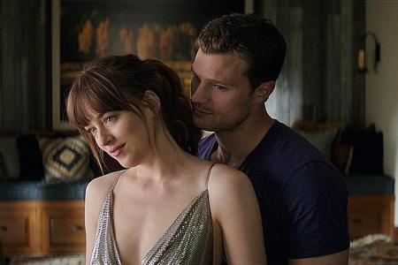 Fifty Shades' Johnson is not so Freed