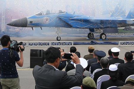 RSAF kicks-off golden jubilee celebrations in style