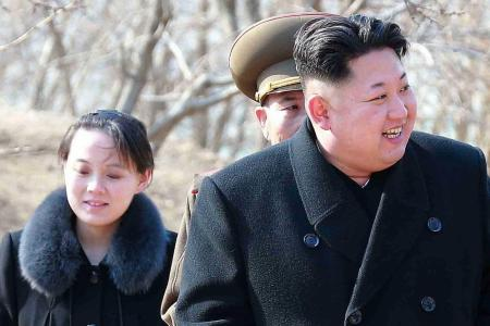Kim Jong Un's sister to make historic visit to South for Olympics