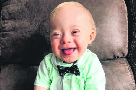 Down syndrome toddler named new face of baby food maker Gerber
