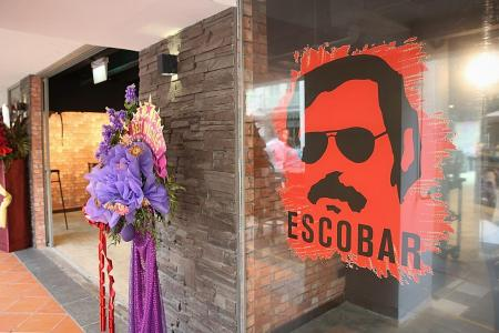 Escobar owner to revamp its logo