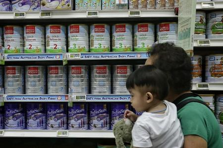 4.8% drop in average price for formula milk: Government task force