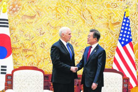 N Korea says no plans to meet US officials at Olympics