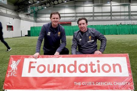 Ex-Liverpool winger McManaman hails 'phenomenal' Salah