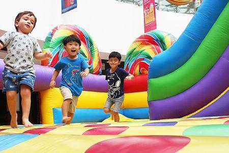 Spring to life at Kallang Wave Mall this CNY