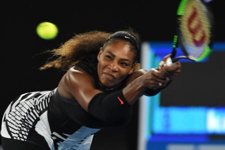 Serena ready for comeback after 'ups and downs'