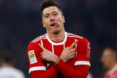 Lewandowski equals Bundesliga home scoring record