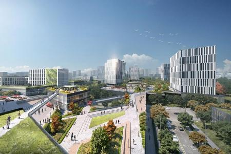 Surbana Jurong joins group developing New Clark City in Philippines