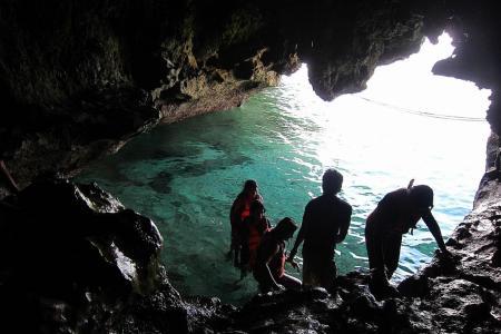 Boracay people upset about 'cesspool' label