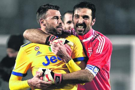 Tottenham's pace takes on Juventus' pedigree