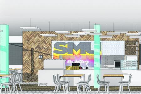 SMU unveils new co-living apartments
