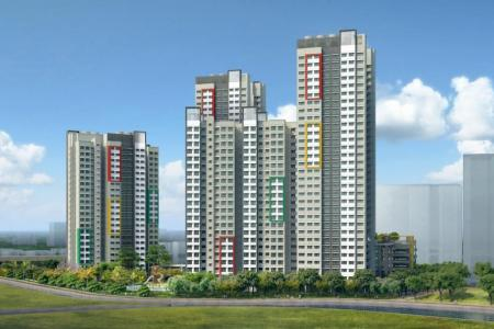 More than seven applicants for a BTO flat in Teck Whye View