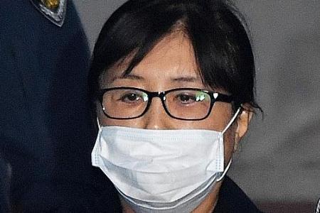 Ex-president's friend jailed for 20 years in S. Korea scandal