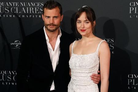 Fifty Shades Freed hunk Jamie Dornan: I never feel sexy