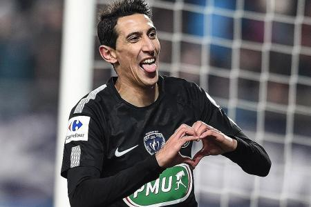Champions League anthem transforms Real: Di Maria