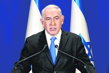 Israeli police find 'sufficient evidence' to indict Netanyahu