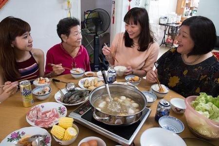 S'pore woman who lives in HK: 'It means a lot to be reunited'