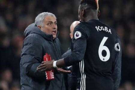 Illness Keeps Pogba Out of FA Cup Tie