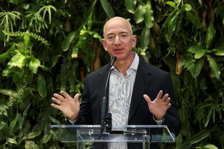 After stunning growth streak, Amazon's ambition seem boundless