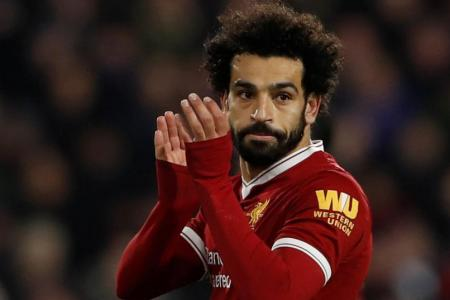 Salah: My goal rush is far from over