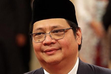 Indonesia invites Singapore to develop three zones