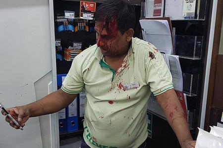 Man attacks 7-Eleven employee after he's denied beer