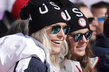 US ski queen Vonn: I feel like a million bucks