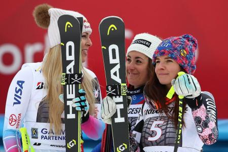 Beyond Vonn and Goggia, challengers hope for a downhill upset
