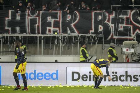 Timmy Chandler scores as Eintracht Frankfurt beat Leipzig to go third