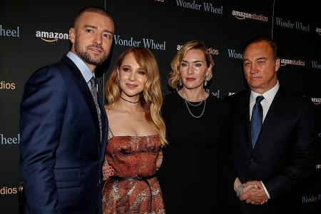 Kate Winslet is too 'actressy' for Woody Allen