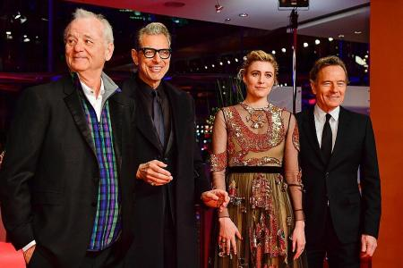 Cranston, Goldblum, Murray hopeful #MeToo can change Hollywood