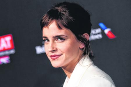 Donations roll in after Emma Watson backs UK anti-harassment campaign