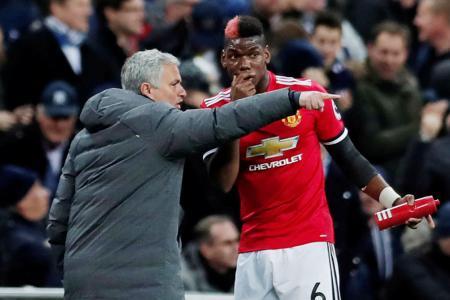Richard Buxton: Pogba and Mourinho need to make up