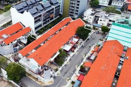 Guillemard Road/Jalan Molek site up for sale by single owner for $99m
