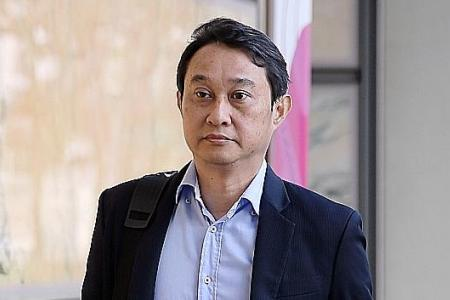 Former CHC leader Chew Eng Han nabbed at sea trying to flee Singapore