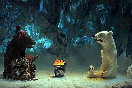 Singaporean producer wins a Bafta for animated short film