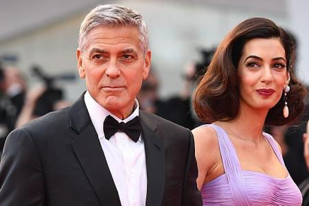 Clooneys, Spielbergs donate $660,000 to student gun control rally