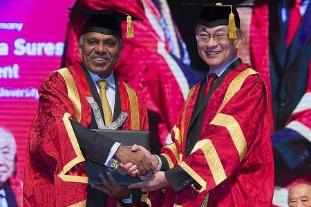 NTU to set up institute to study impact of technology on society