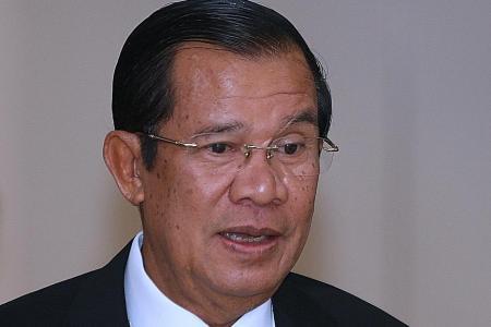 Cambodian PM vows to 'shame' Australia if pressured over politics