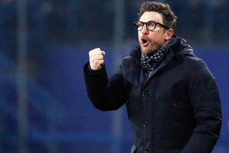 Roma coach fumes over 'schoolboy mistakes' in second-half collapse