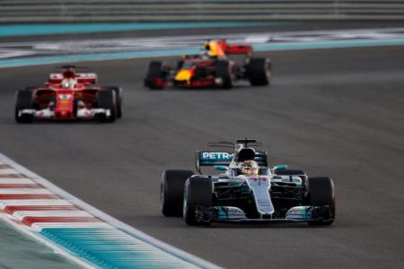 Bernie Ecclestone: Liberty should consider electric switch for F1