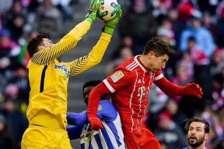Lewandowski's change of agent fuels Real link