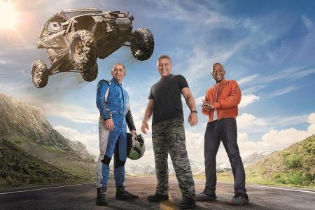 Matt LeBlanc shifts into high gear with Series 25 of Top Gear