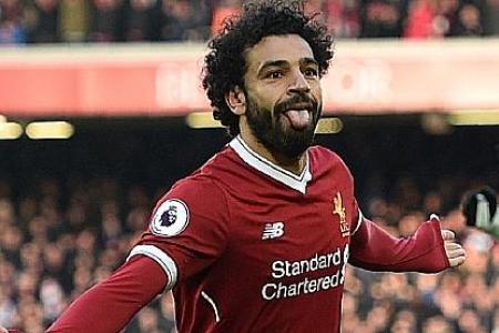 Klopp hails Salah's hunger for goals