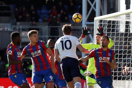 Kane to Spurs' rescue