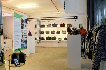 Stores in trend