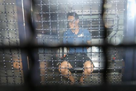 Malaysian arrested for role in Chew Eng Han's alleged escape attempt