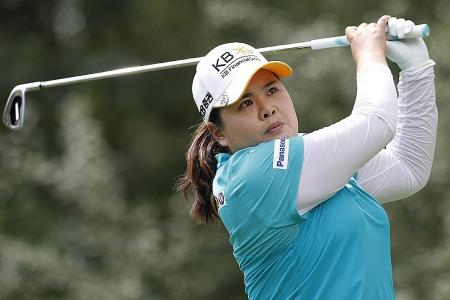 Park eyes successful comeback in Singapore