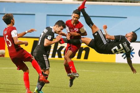 10-man Home held by Ceres Negros